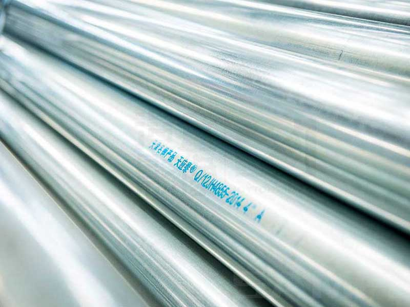TYT quality galvanized square pipe with good price for greenhouse-2