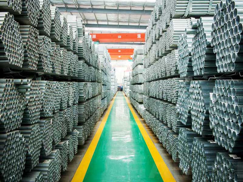 TYT quality galvanized square pipe with good price for greenhouse-1