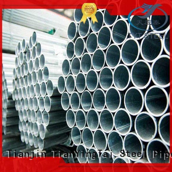 cost-effective pre galvanized pipes series for industr
