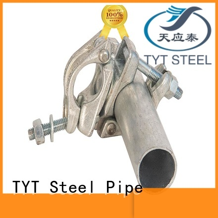 Hot-dipped galvanized scaffolding pipe clamp supplier for outdoor use