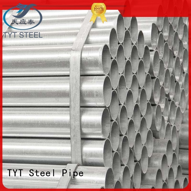 TYT cost-effective galvanized structural steel factory for sale