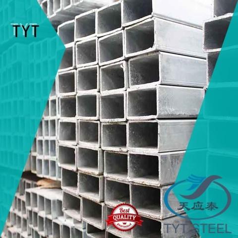TYT cost-effective hot galvanized steel wholesale bulk production