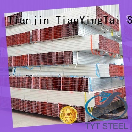 TYT cost-effective pre-galvanized steel pipe wholesale for greenhouse