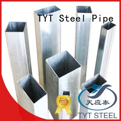 TYT hot selling hollow steel pipe inquire now For fence post