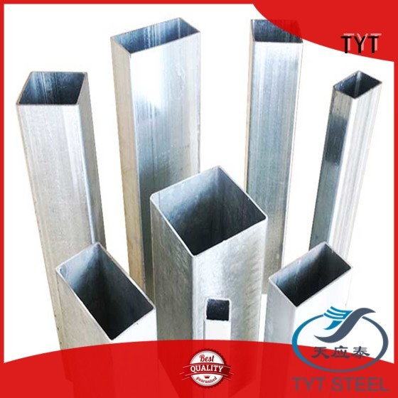 TYT hot selling rectangular hollow section steel with good price bulk buy