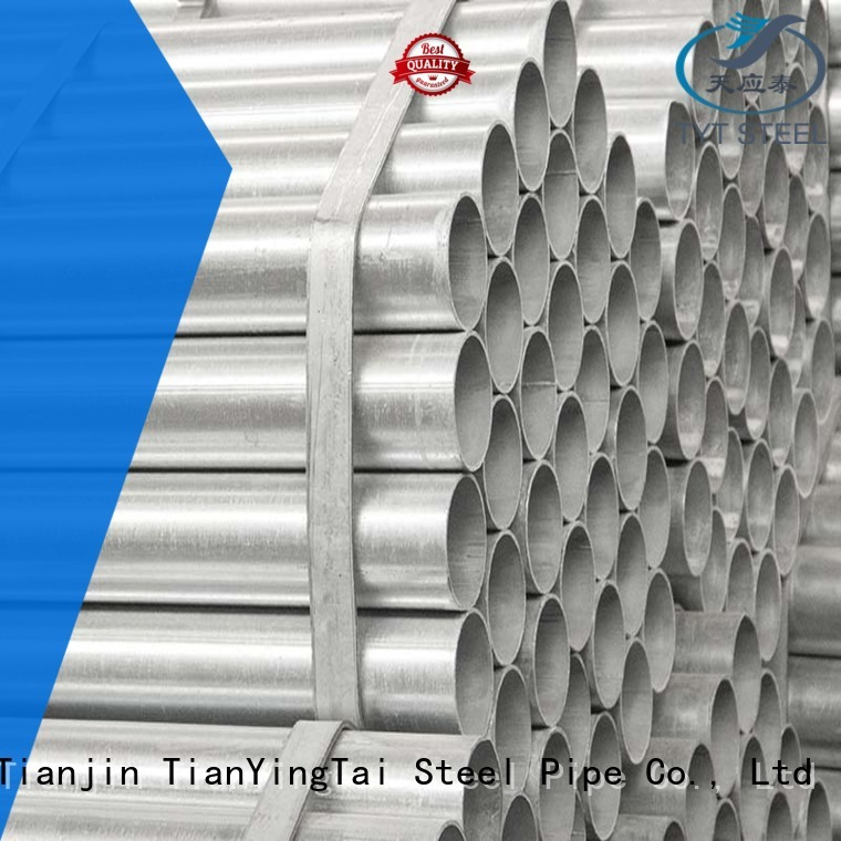 high quality galvanized metal pipe wholesale for sale