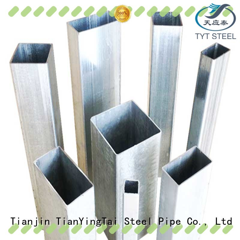TYT top rated rectangular hollow section steel supplier for sale