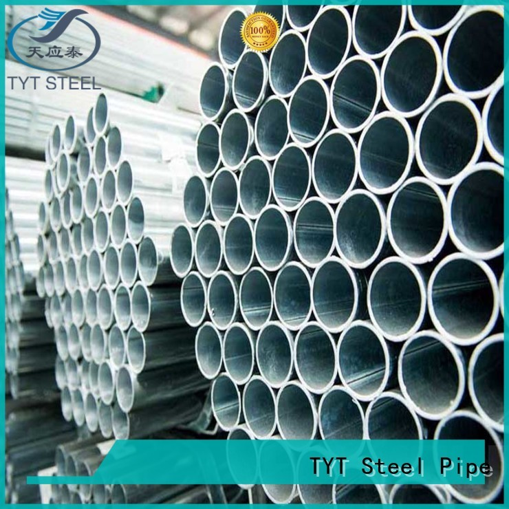 high quality gi square pipe manufacturer for industry