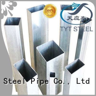 TYT hollow section supplier for daily appliance