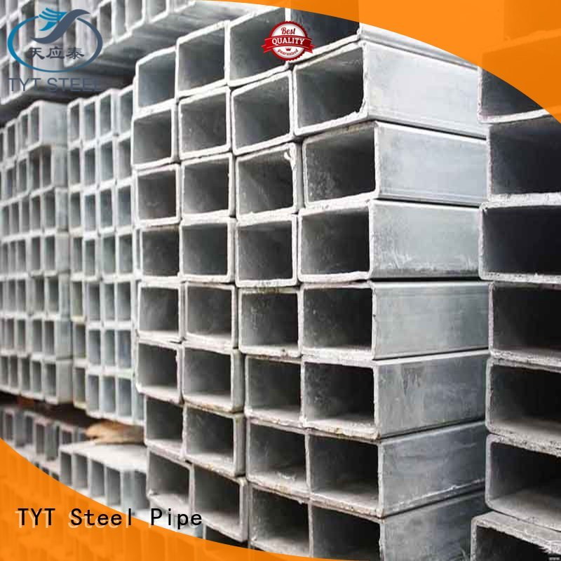 TYT top rated galvanised pipe threaded factory for promotion