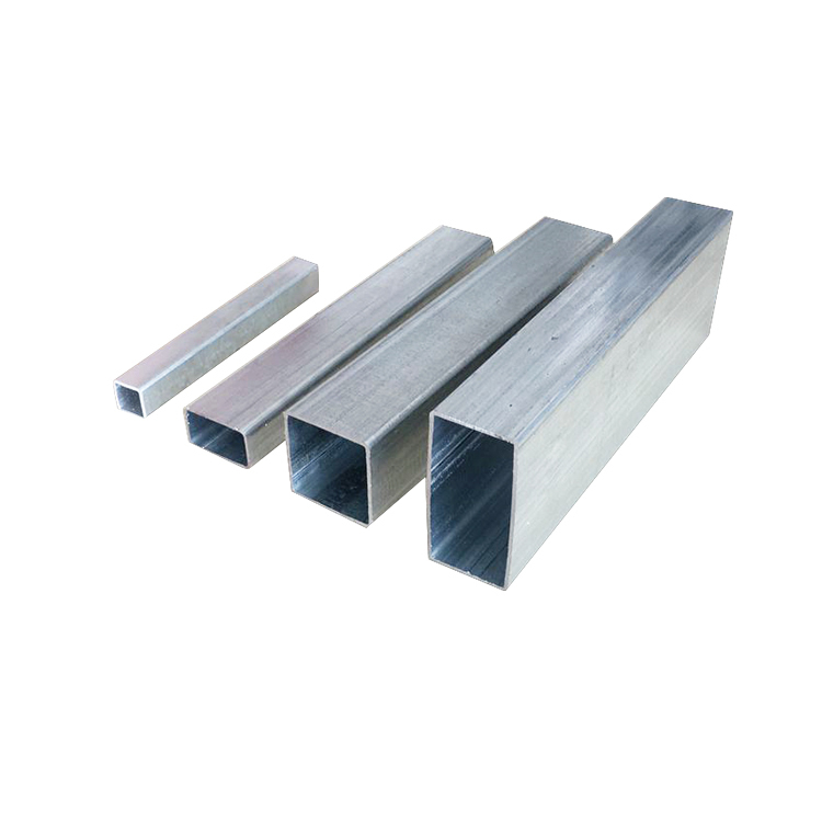 ASTM A53 pre-galvanized square and rectangular steel pipe