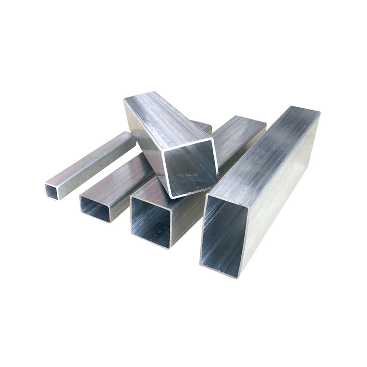 pre galvanized steel pipe square and rectangular hollow section