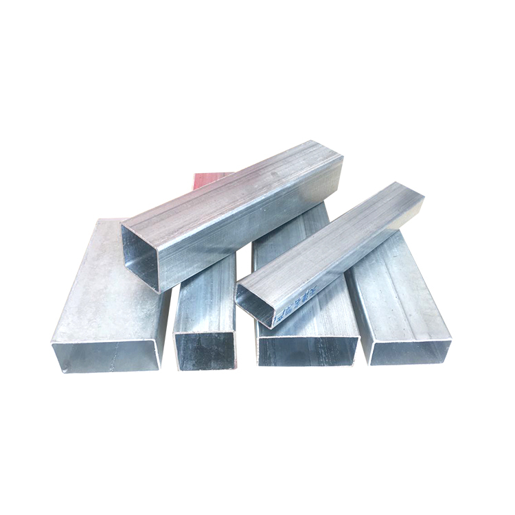 ERW square tube manufacturer ERW square pipe price customized steel pipe
