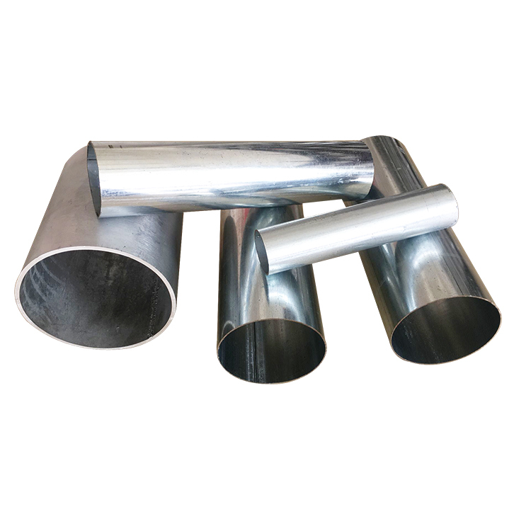 Manufacturer Prime Quality ASTM BS Gi Galvanized Steel Pipe For Construction