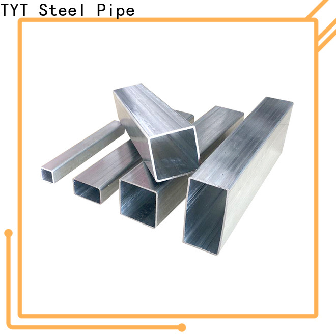 high-quality square hollow section pipe factory direct supply For fence post