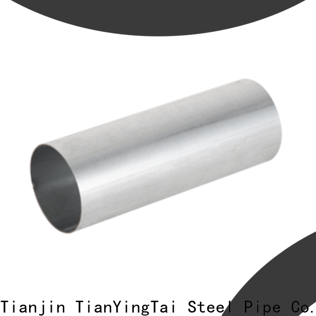 popular hot galvanized steel pipe factory for construction structure
