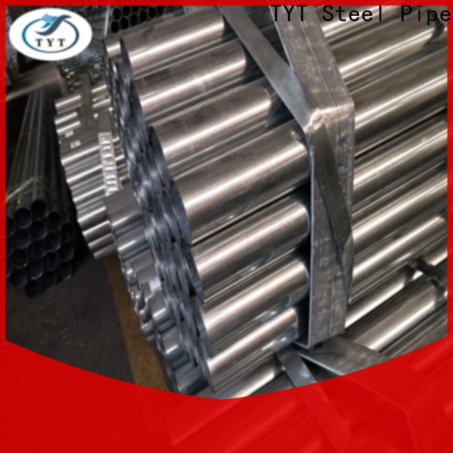 TYT popular pre galvanised tube directly sale for sale