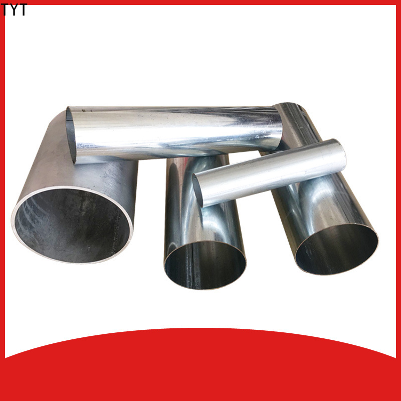 new galvanized round pipe series for promotion