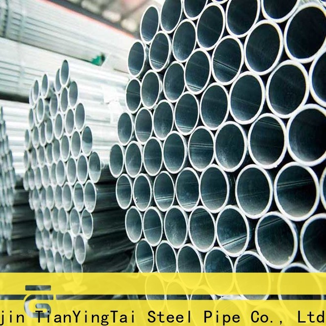 top pre galvanized steel pipe best supplier for industry