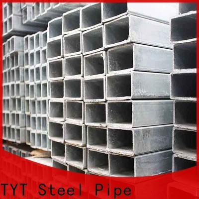 TYT hot dip galvanized steel pipe wholesale bulk production