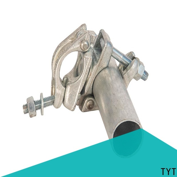 TYT scaffolding pipe clamp manufacturer for building
