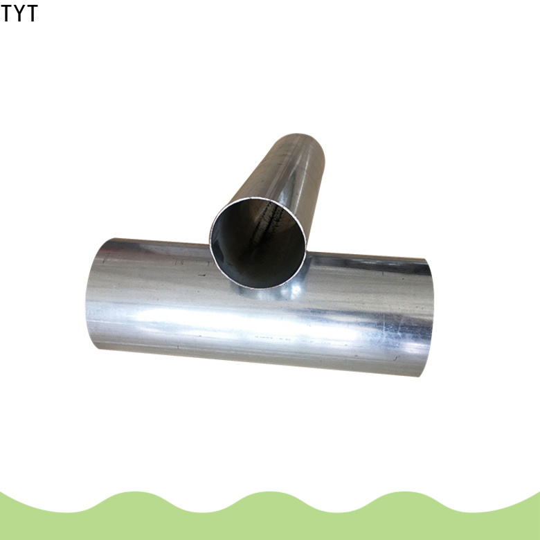 TYT high-quality pre galvanized square tubing directly sale bulk production