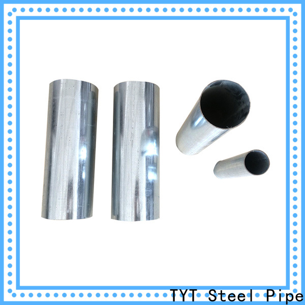 TYT quality galvanized steel square pipe series for greenhouse