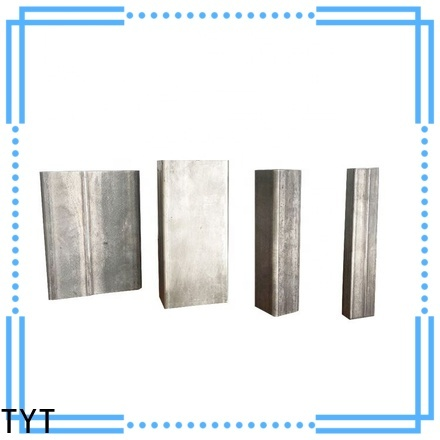 TYT galvanized pipe suppliers for construction structure