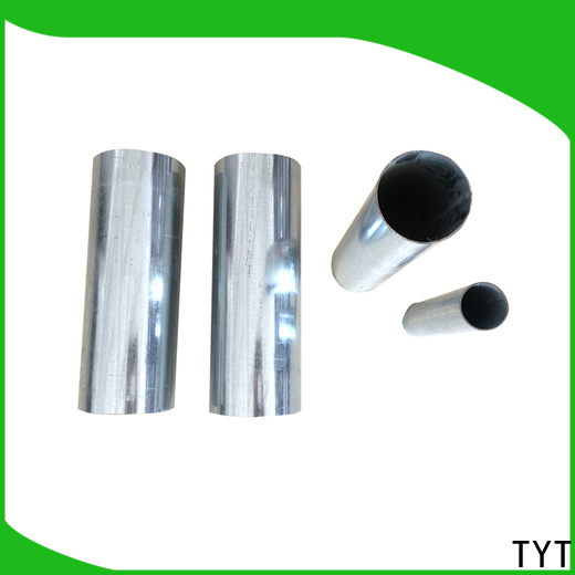 TYT galvanized round pipe company for use