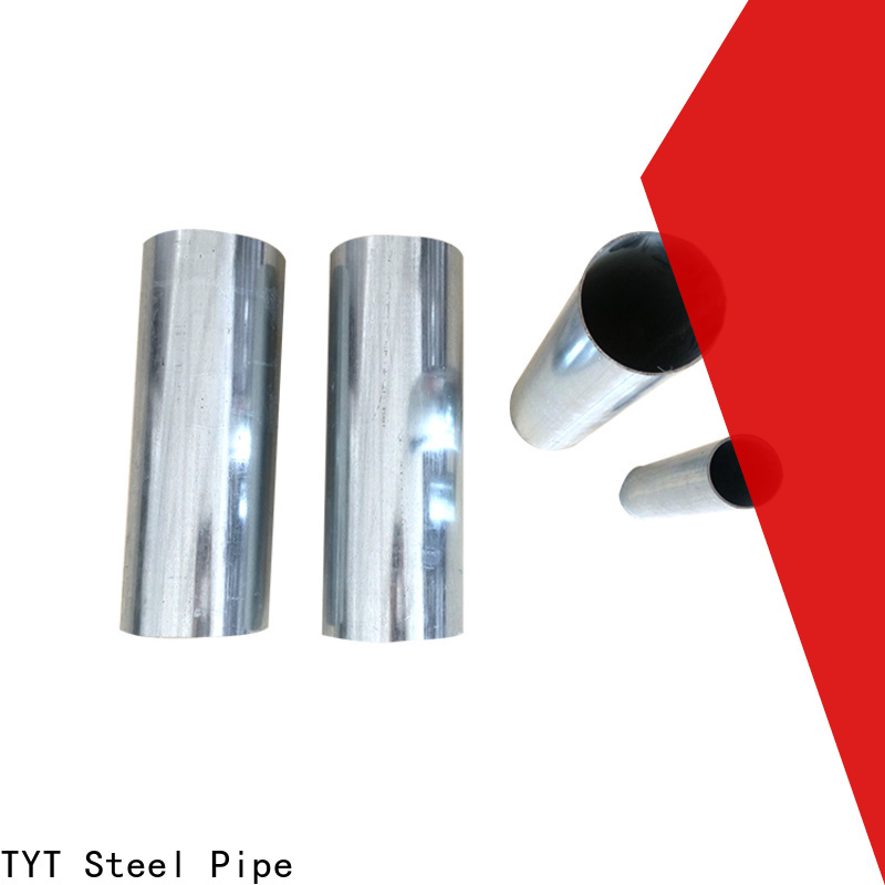 TYT galvanized steel pipe for sale best manufacturer for gasoline and oil lines