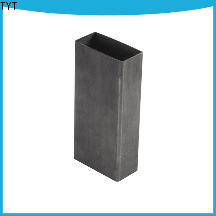 TYT latest square hollow section pipe factory direct supply for daily appliance
