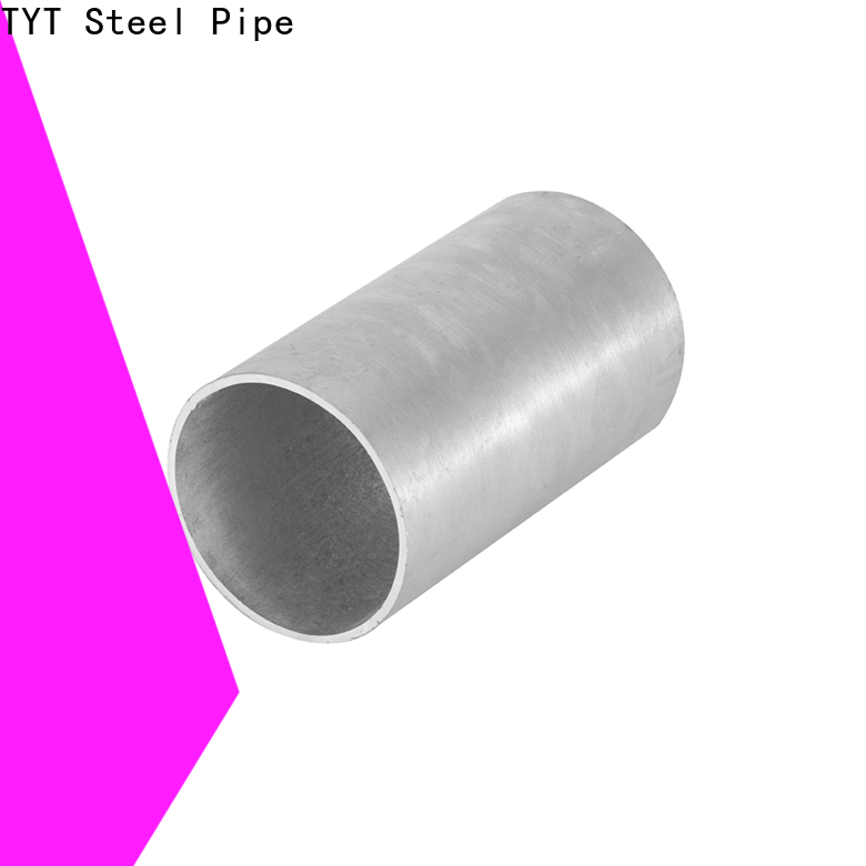 TYT hot dip galvanized steel pipe from China for building