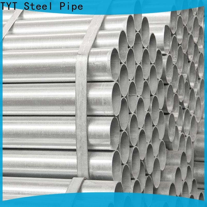 TYT hot selling galvanized steel tube inquire now for promotion