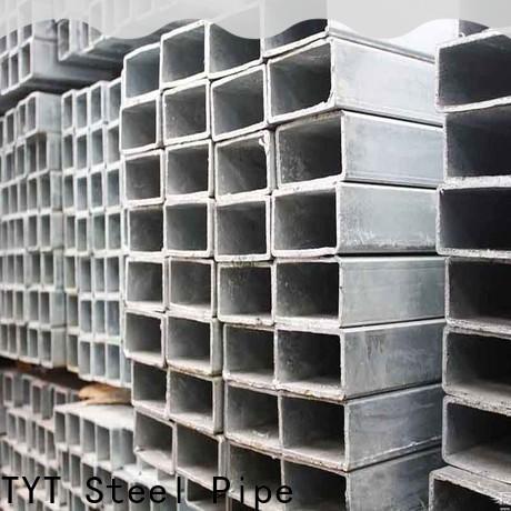 TYT galvanised steel pipe threaded inquire now bulk buy