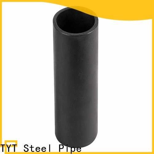 TYT black steel tube inquire now for promotion