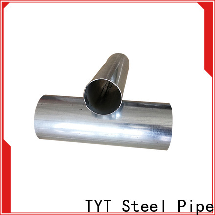 metal pre galvanised tube wholesale for gasoline and oil lines
