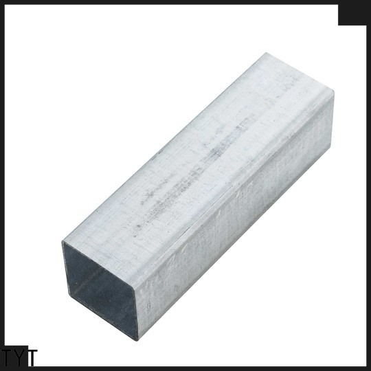 TYT steel square pipe company For fence post