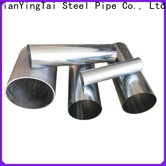 TYT pre galvanized steel pipe company for use
