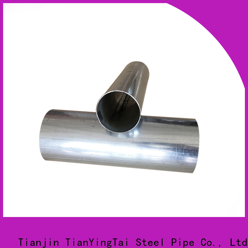 TYT metal pre galvanized square tubing inquire now for sale