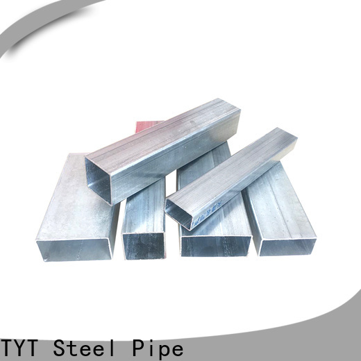 top quality square hollow section pipe factory direct supply for sale