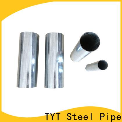 TYT durable pre galvanised tube factory direct supply bulk buy