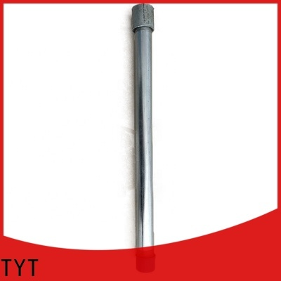 TYT hot selling threaded tube from China for construction structure