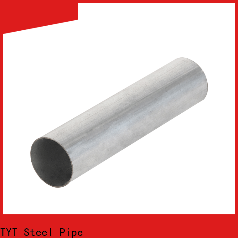 practical galvanised steel pipe threaded supplier for building