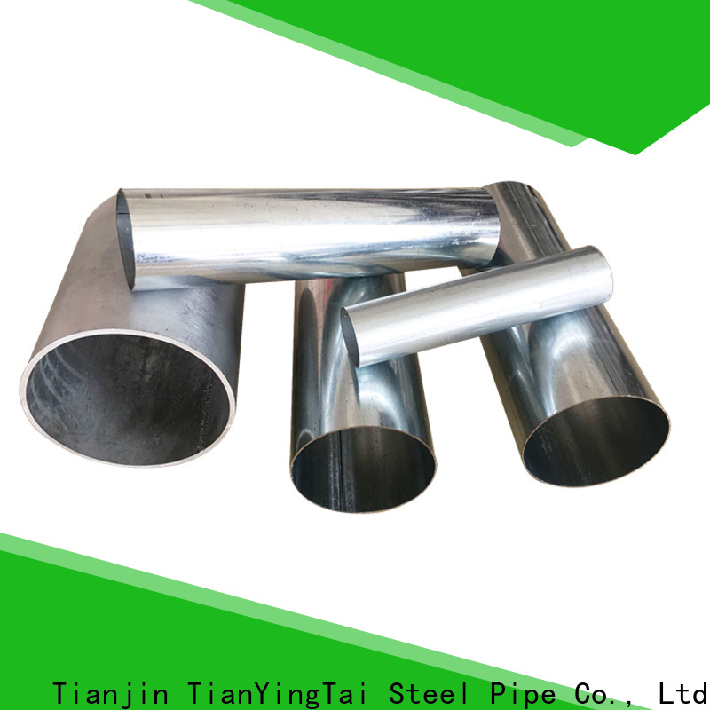 TYT galvanized round pipe manufacturer bulk buy