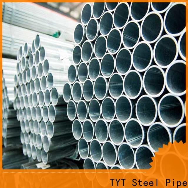 TYT top quality pre galvanized steel pipe supplier for gasoline and oil lines