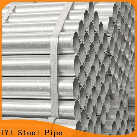 TYT high quality hot galvanized steel best manufacturer for sale