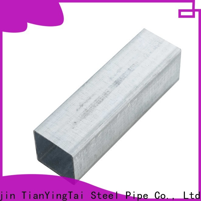 best hollow steel pipe manufacturer for daily appliance