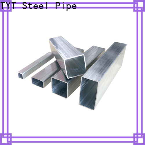 high quality steel square pipe series for daily appliance