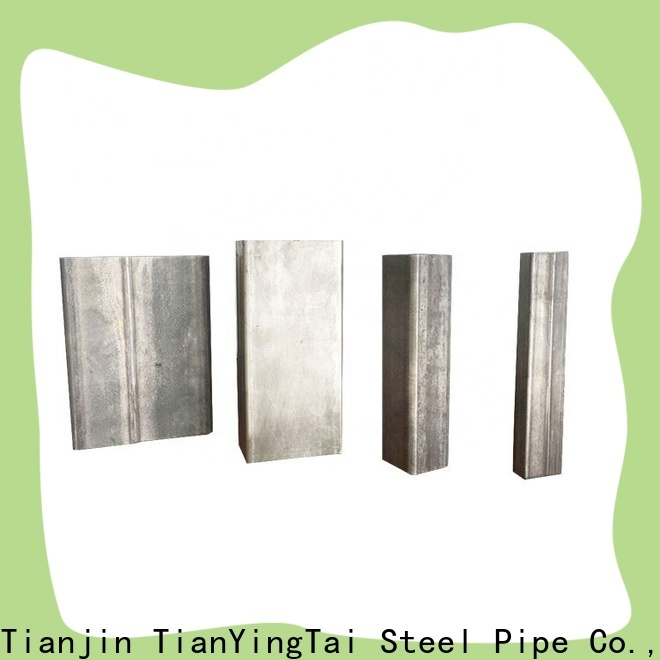 cost-effective galvanized structural steel supplier for construction structure