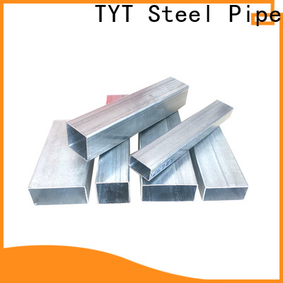 TYT metal rectangular pipe best manufacturer for daily appliance